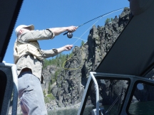 Great fly fishing