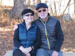 Jeff and Liz