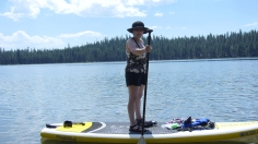 More Paddle Boarding
